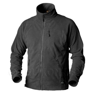 Купить Куртка Alpha Grid Fleece Jacket Black